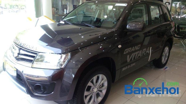Bán Suzuki Grand vitara SUV 4WD máy xăng, nhập khẩu nguyên chiếc từ Nhật Bản 2014-0