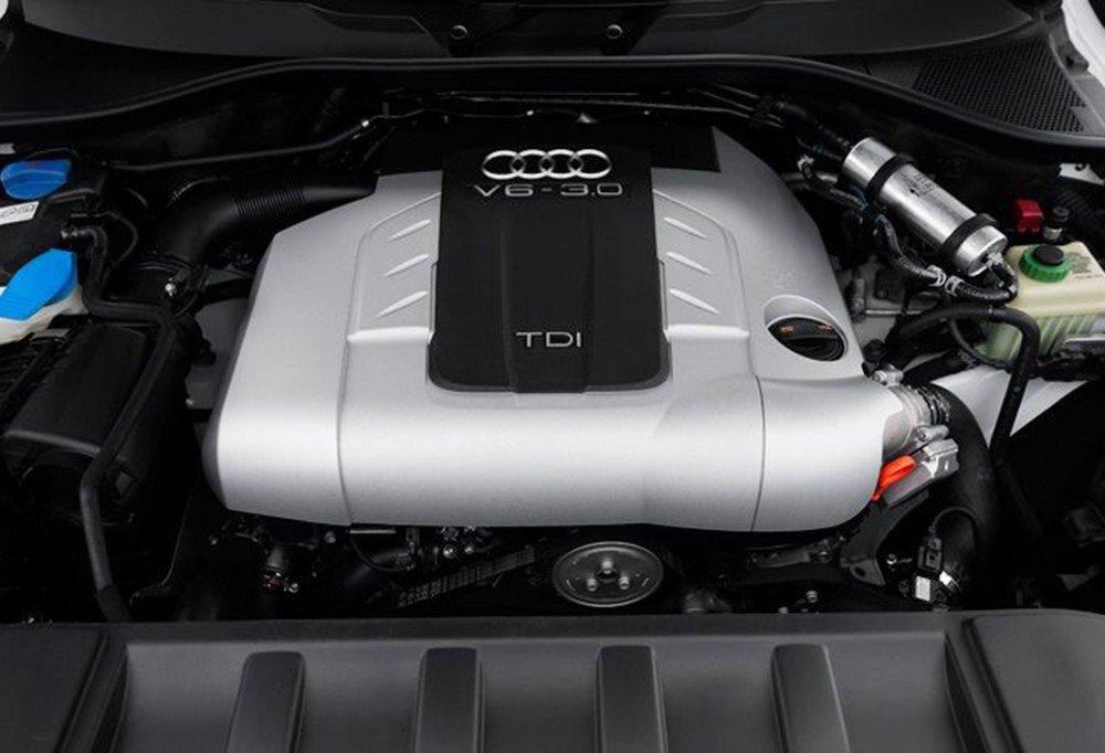 Động cơ 3.0 V6 TDI trên Audi Q7 2016.