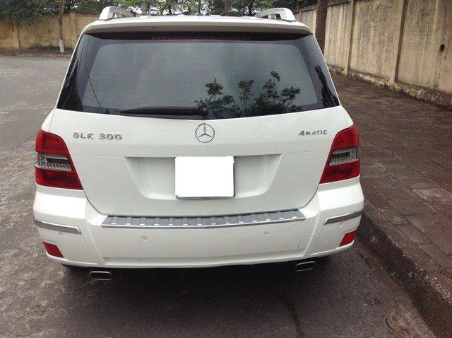 Chính chủ bán Mercedes đời 2010, màu trắng, xe nhập -3
