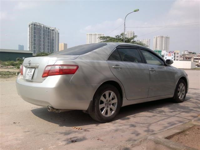 Toyota Camry LE đời 2008, nhập khẩu nguyên chiếc số tự động-2