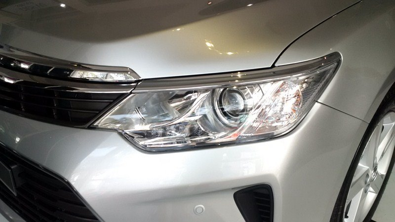 Bán ô tô Toyota Camry 2.5Q đời 2015, màu bạc-1