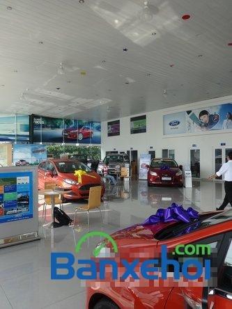 Bán ô tô Ford Focus đời 2014, màu đỏ giá 828 triệu-8