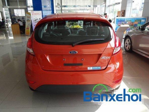 Bán Ford Fiesta sản xuất 2014, màu đỏ, giá chỉ 540 triệu nhanh tay liên hệ-5