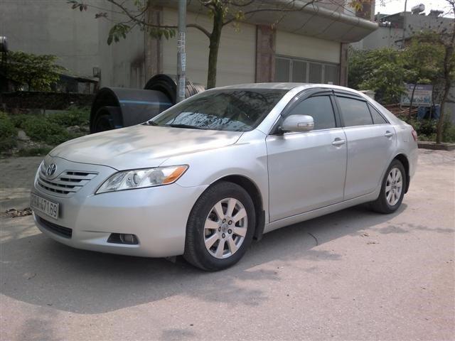 Toyota Camry LE đời 2008, nhập khẩu nguyên chiếc số tự động-0