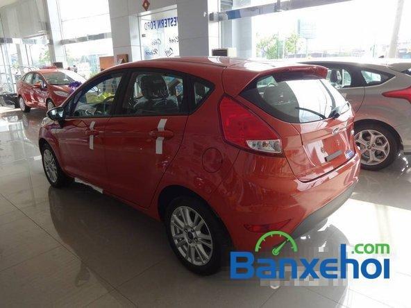 Bán Ford Fiesta sản xuất 2014, màu đỏ, giá chỉ 540 triệu nhanh tay liên hệ-4