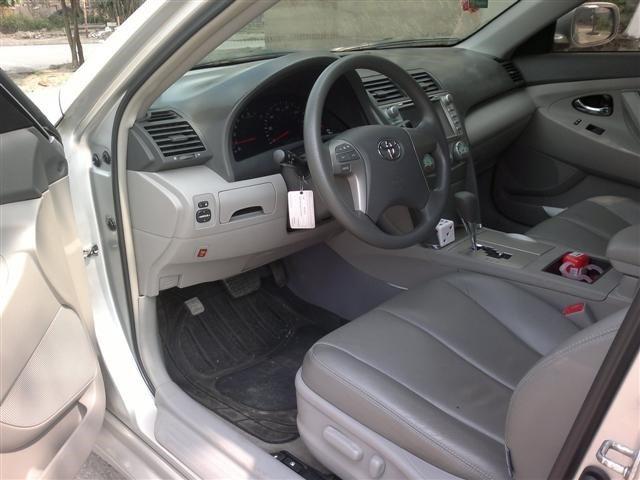 Toyota Camry LE đời 2008, nhập khẩu nguyên chiếc số tự động-5