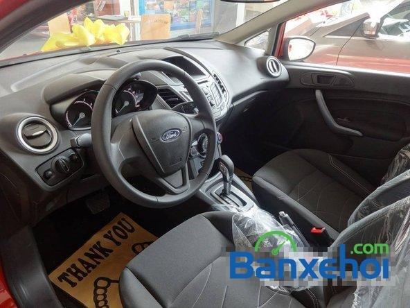 Bán Ford Fiesta sản xuất 2014, màu đỏ, giá chỉ 540 triệu nhanh tay liên hệ-7