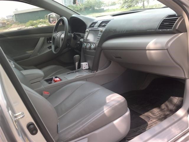 Toyota Camry LE đời 2008, nhập khẩu nguyên chiếc số tự động-6