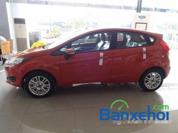 Bán Ford Fiesta sản xuất 2014, màu đỏ, giá chỉ 540 triệu nhanh tay liên hệ-3