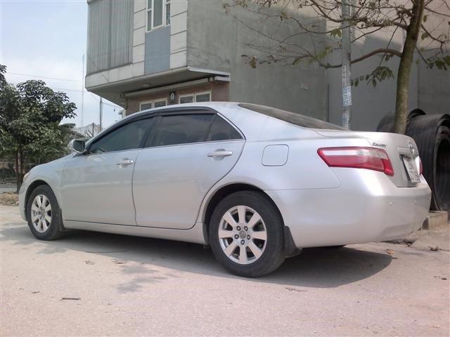 Toyota Camry LE đời 2008, nhập khẩu nguyên chiếc số tự động-3