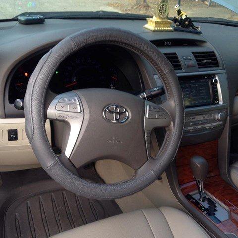 Cần bán Toyota Camry 2.4 đời 2010, màu bạc còn mới-4