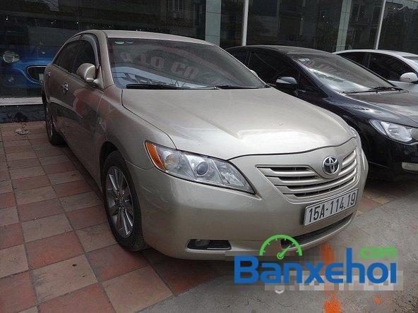 Salon Auto Quốc Toản cần bán gấp Toyota Camry LE sản xuất 2008, giá chỉ 768 triệu-0