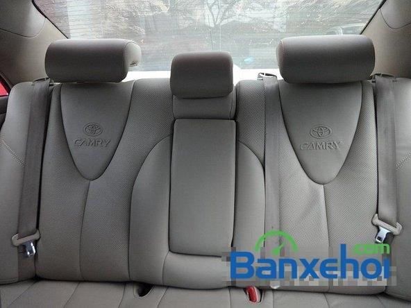 Salon Auto Quốc Toản cần bán gấp Toyota Camry LE sản xuất 2008, giá chỉ 768 triệu-11