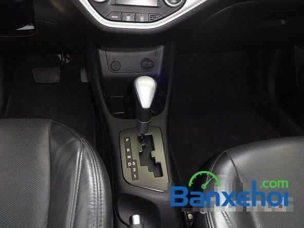 Xe Kia Picanto S đời 2014, màu trắng, giá 408tr cần bán -8