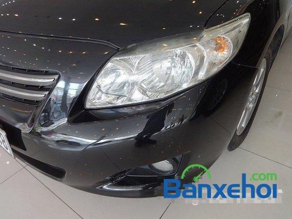 Salon Auto Quốc Toản cần bán lại xe Toyota Corolla altis 1.8 G đời 2010, màu đen giá 600tr-2