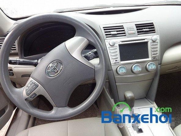 Salon Auto Quốc Toản cần bán gấp Toyota Camry LE sản xuất 2008, giá chỉ 768 triệu-7