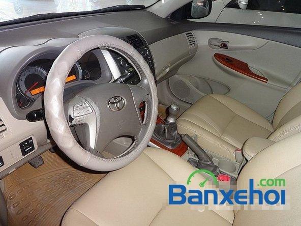 Salon Auto Quốc Toản cần bán lại xe Toyota Corolla altis 1.8 G đời 2010, màu đen giá 600tr-5