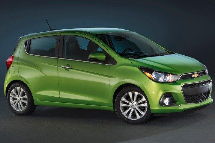 Đánh giá thân xe Chevrolet Spark 2016