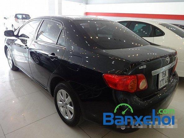 Salon Auto Quốc Toản cần bán lại xe Toyota Corolla altis 1.8 G đời 2010, màu đen giá 600tr-3