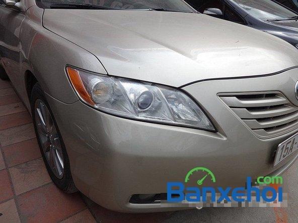 Salon Auto Quốc Toản cần bán gấp Toyota Camry LE sản xuất 2008, giá chỉ 768 triệu-2