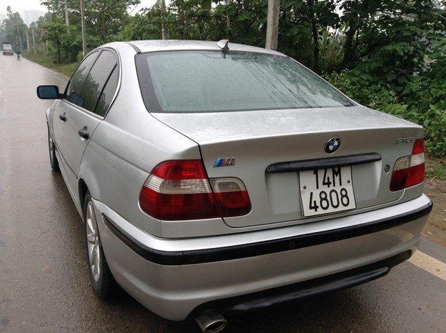 Cần bán gấp BMW 3 Series 318i đời 2006, màu bạc -3