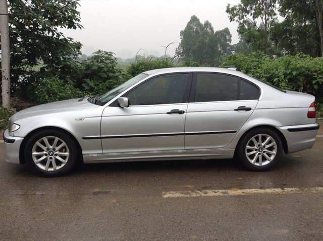 Cần bán gấp BMW 3 Series 318i đời 2006, màu bạc -2