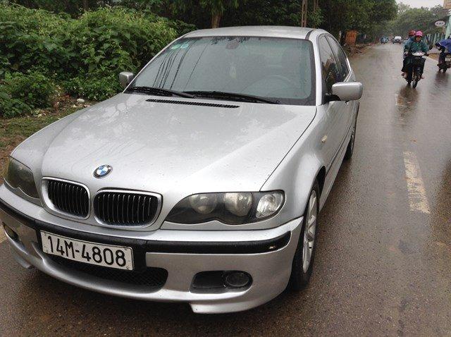 Cần bán gấp BMW 3 Series 318i đời 2006, màu bạc -0