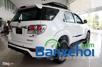 Bán xe Toyota Fortuner 2.7V năm 2015, màu trắng giá 1,019 tỉ-1