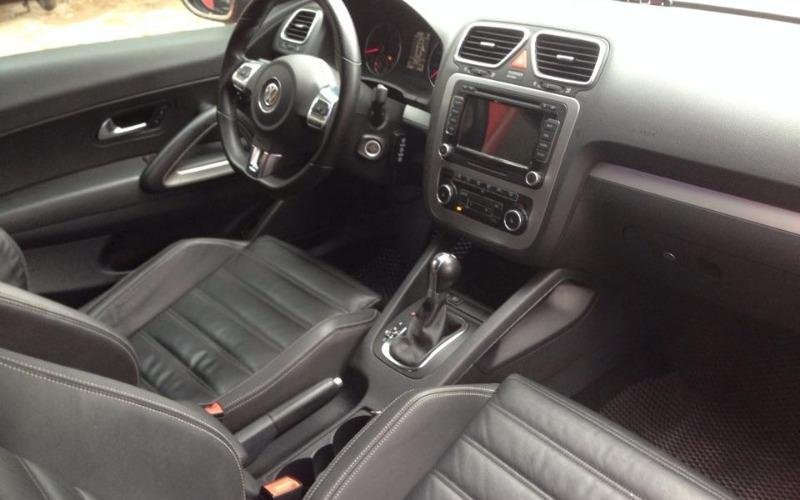Volkswagen Scirocco 1.4 sản xuất 2011, màu đỏ, nhập khẩu chính chủ-5