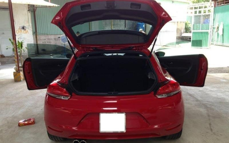 Volkswagen Scirocco 1.4 sản xuất 2011, màu đỏ, nhập khẩu chính chủ-3