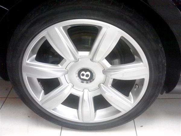 Bentley Continental đời 2008, màu đen, nhập khẩu nguyên chiếc-2