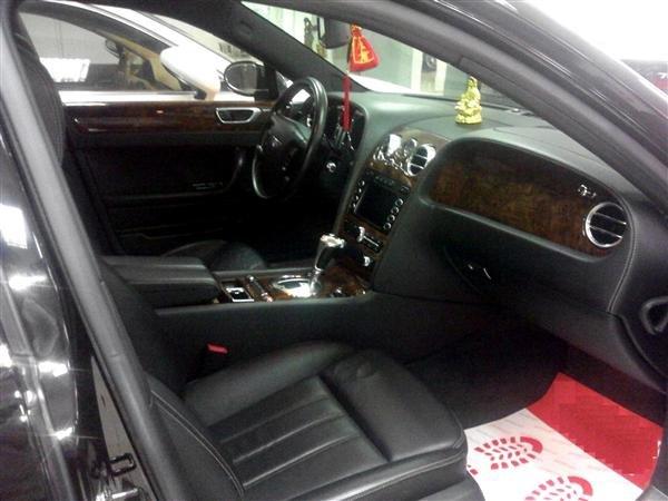 Bentley Continental đời 2008, màu đen, nhập khẩu nguyên chiếc-3