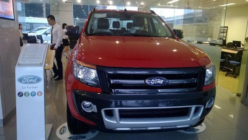 Bán Ford Ranger WT đời 2015, giá 838tr-2