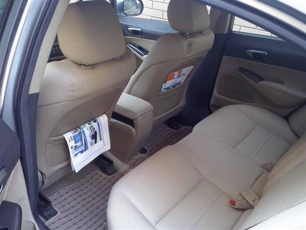 Bán ô tô Honda Civic đời 2007, màu xám chính chủ-1