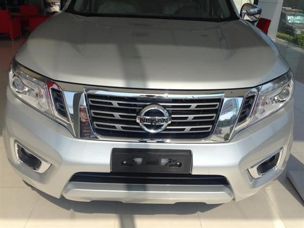 Nissan Navara VL đời 2015, màu trắng, xe nhập-2