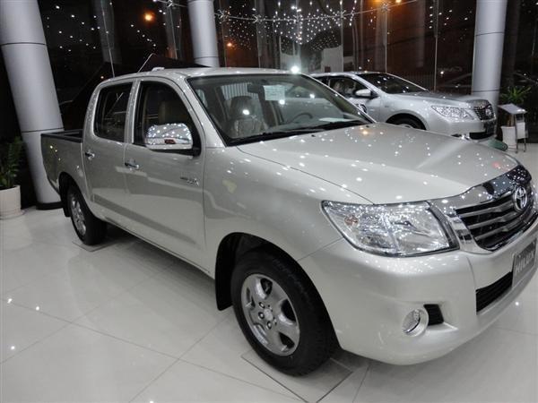 Bán xe Toyota Hilux đời 2014, nhập khẩu chính hãng, vóc dáng mạnh mẽ-4