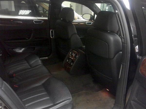 Bentley Continental đời 2008, màu đen, nhập khẩu nguyên chiếc-6