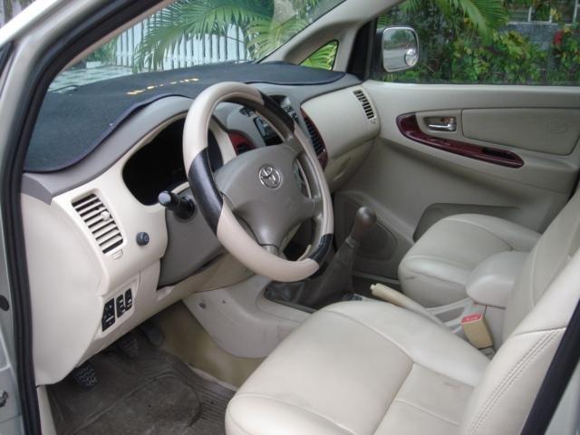 Bán ô tô Toyota Innova năm 2006, màu bạc còn mới-2