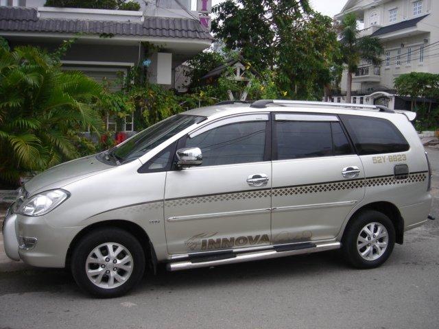 Bán ô tô Toyota Innova năm 2006, màu bạc còn mới-0