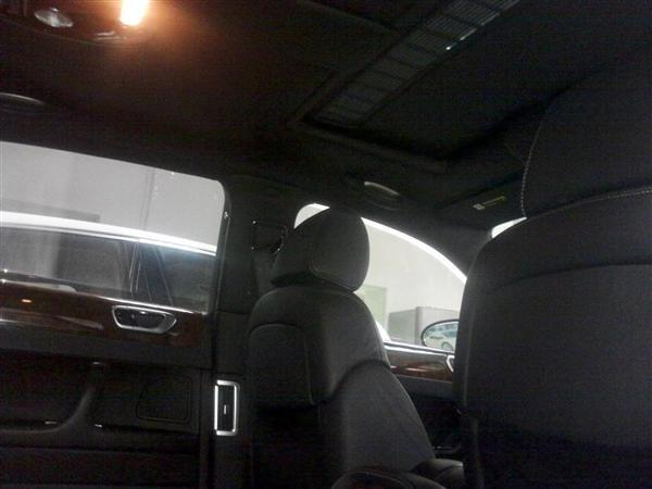 Bentley Continental đời 2008, màu đen, nhập khẩu nguyên chiếc-7