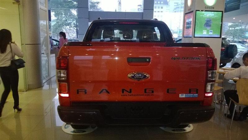 Bán Ford Ranger WT đời 2015, giá 838tr-4