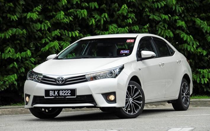Cần bán Toyota Corolla altis 2014, nhập khẩu chính hãng -5