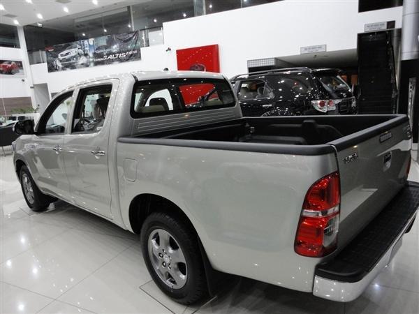 Bán xe Toyota Hilux đời 2014, nhập khẩu chính hãng, vóc dáng mạnh mẽ-5
