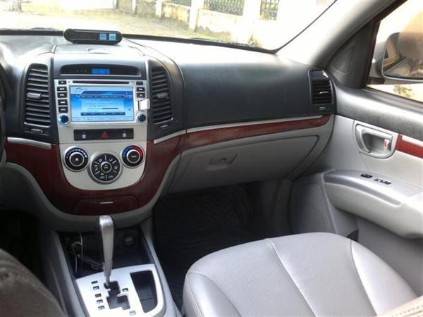 Cần bán gấp Hyundai Santa Fe đời 2008, màu bạc, nhập khẩu chính hãng chính chủ, 650 triệu-7