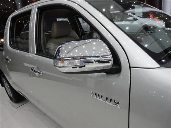 Bán xe Toyota Hilux đời 2014, nhập khẩu chính hãng, vóc dáng mạnh mẽ-6