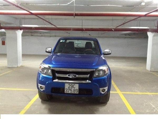 Xe Ford Ranger đời 2010, màu xanh lục, nhập khẩu chính hãng-7