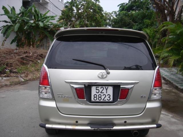 Bán ô tô Toyota Innova năm 2006, màu bạc còn mới-3
