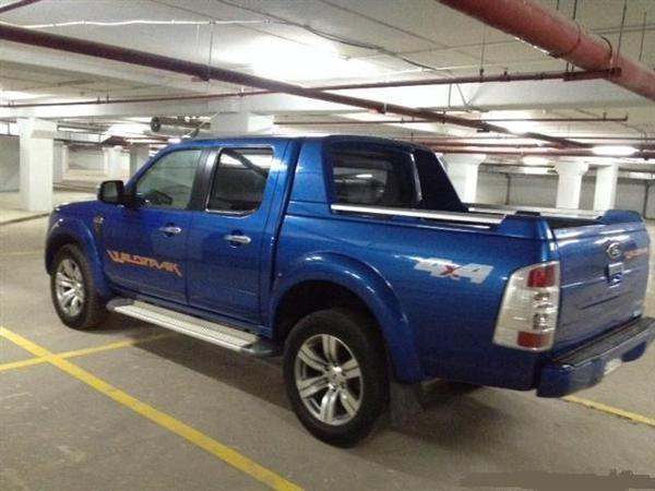 Xe Ford Ranger đời 2010, màu xanh lục, nhập khẩu chính hãng-1