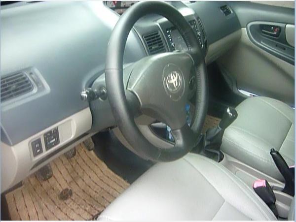 Cần bán lại xe Toyota Vios đời 2007, màu đen ít sử dụng xe đẹp-2