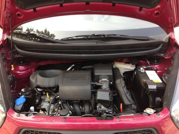 Kia Morning đời 2014, màu đỏ, nhập khẩu, xe đẹp chất lượng-7
